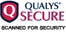 Scanned for security by Qualys