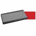 G86-63410 Keyboard (SPOS, Rows and Columns, MSR 123, USB, 142-Key, ALL PROG/RELEG, IP54, Gray)