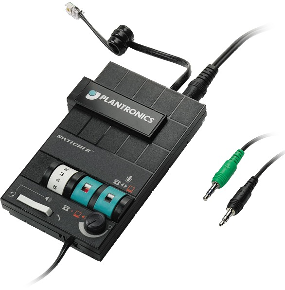 Plantronics MX10 Universal Amplifier